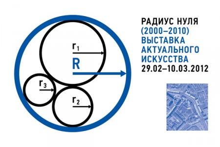 29/02/2012–10/03/2012 Радыюс нуля. Анталогія арт-нулявых