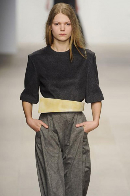 Yi Fang Wan: Fall/Winter 2012-13