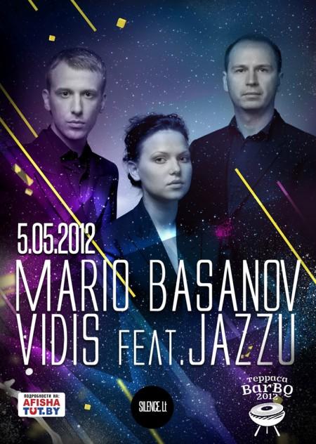 05/05/2012 Mario & Vidis (LT) @ BarBQ