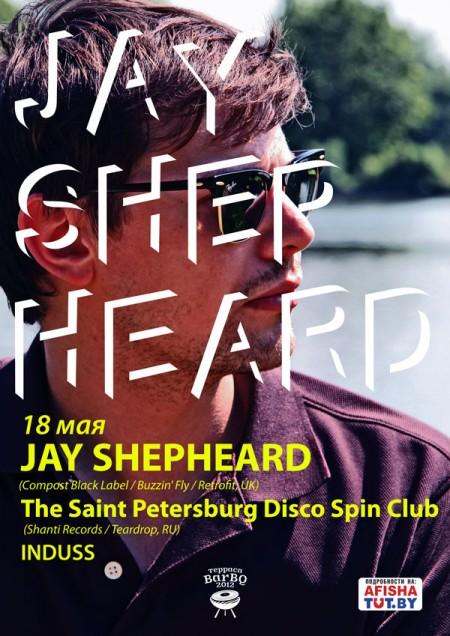 18/05/2012 Jay Shepheard @ BarBQ