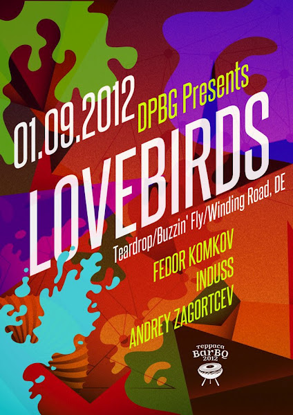01/09/2012 Lovebirds (DE) @ BarBQ