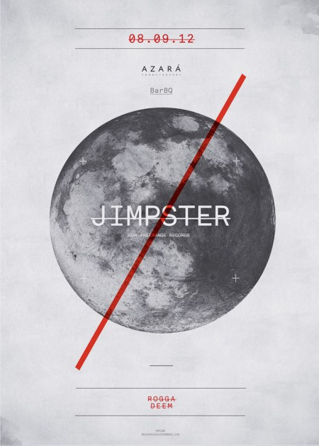 08/09/2012 Jimpster (UK) @ BarBQ