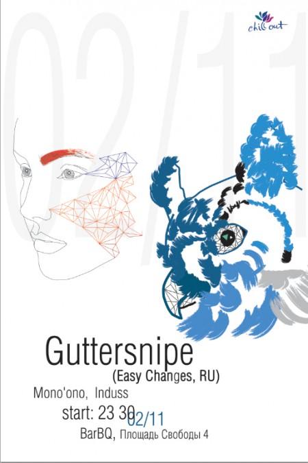 02/11/2012 Guttersnipe @ BarBQ