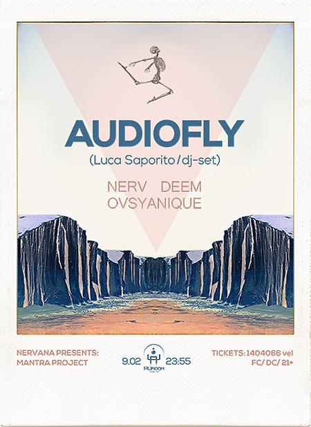 09/02/2013 Luca Saporito (Audiofly) @ Auroom