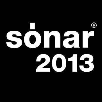 14-16/06/2013 Sónar 2013 @ Barcelona