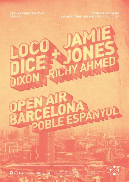 15/06/2013 Poble Espanyol Open Air @ Barcelona (Poble Espanyol)