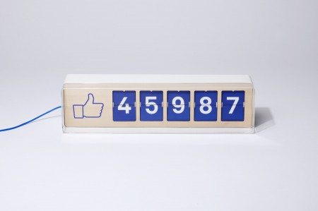 003 - Facebook Fan Counter
