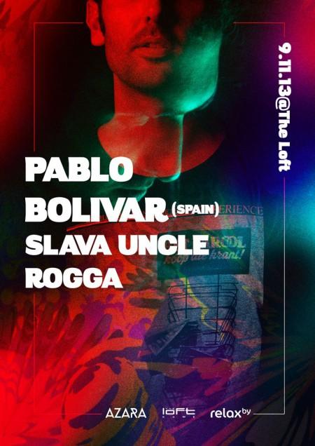09/11/2013 Pablo Bolivar (ES) @ The Loft