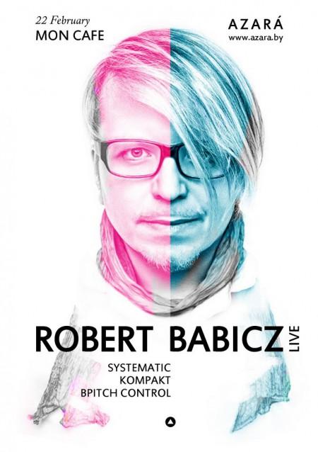 22/02/2014 Robert Babicz (DE) @ Mancafe