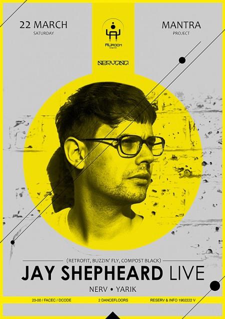 22/03/2013 Jay Shepheard (UK) @ AUroom