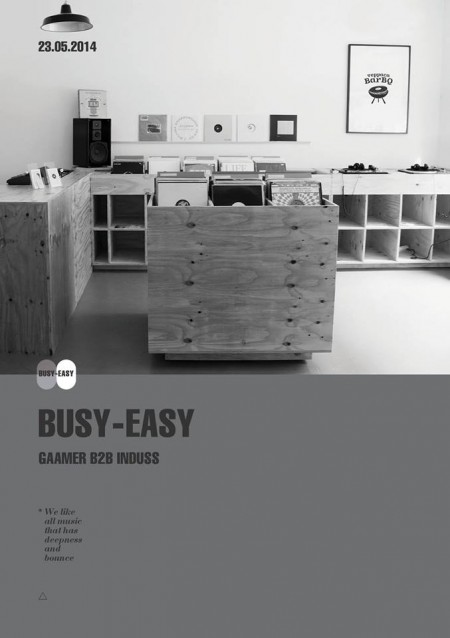 23/05/2014 Busy-Easy @ BarBQ
