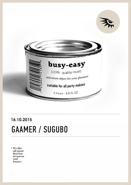 16/10/2015 BUSY-EASY @ Хулиган