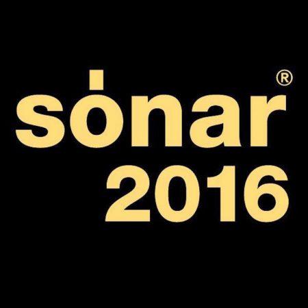 16-18/06/2016 Sónar 2016 @ Barcelona
