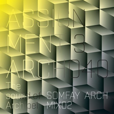 Jesse Somfay: Assignment 3 — The Sound Of Archipel