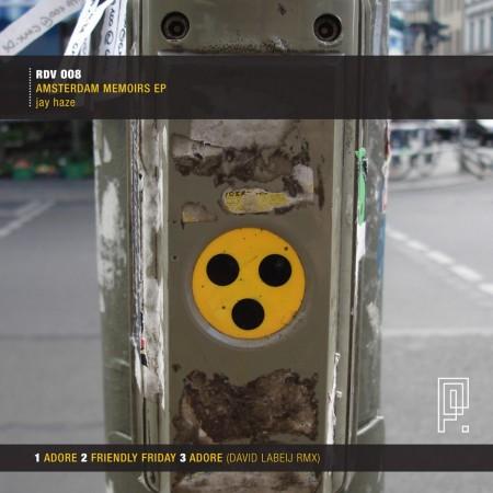 Jay Haze: Amsterdam Memoires