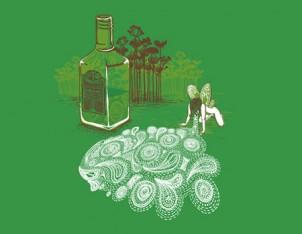 Абсент. Зеленая фея
