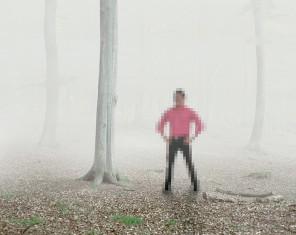 Личность как пиксель, на фоне реального мира