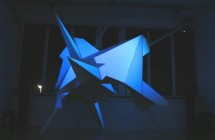 Lichtfront, Jon Hoplins: Augmented Sculpture
