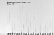 Zimoun: Filler Wire 1.0mm