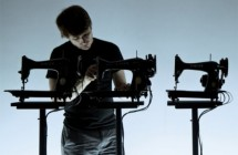 Martin Messier: Sewing Machine Orchestra